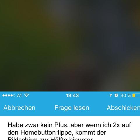 Antippen - (Handy, iPhone, Apple)