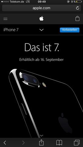 Bild - (iPhone, Apple, Telekommunikation)