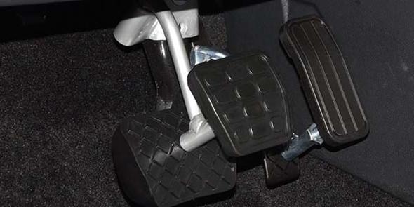 Aufsatzpedale - (Auto, Pedalerhöhungen)
