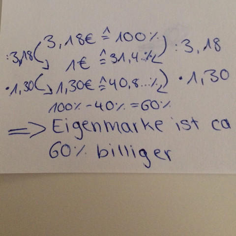 - (Mathe, Prozent)