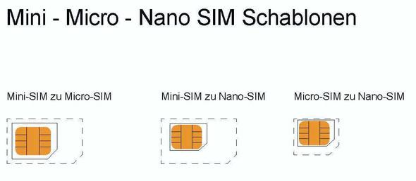 Nano Karte Zuschneiden.Ist Es Sehr Riskant Eine Micro Sim Auf Nano Größe Zu Schneiden Karten