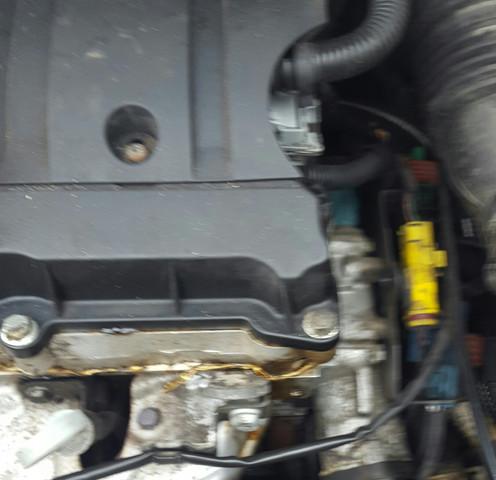 motor verliert Öl peugeot 307 109ps? (auto, kosten, kfz)