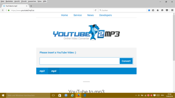 youtube2mp3 - (Youtube, Video, Download)