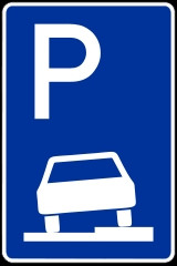315 - (Verkehrsrecht, Falschparken)