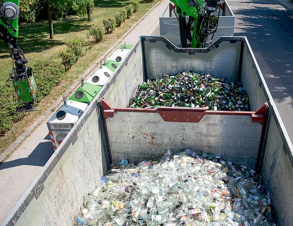 - (Müll, Mülltrennung)