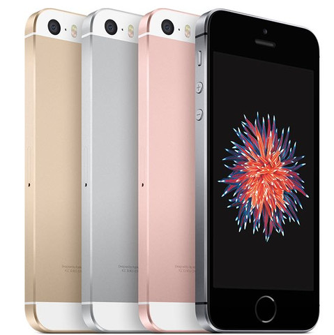 Iphone SE In 4 farben - (iPhone, Apple)