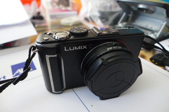 Panasonic LX 3 gebraucht! - (Reise, Kamera, Digitalkamera)