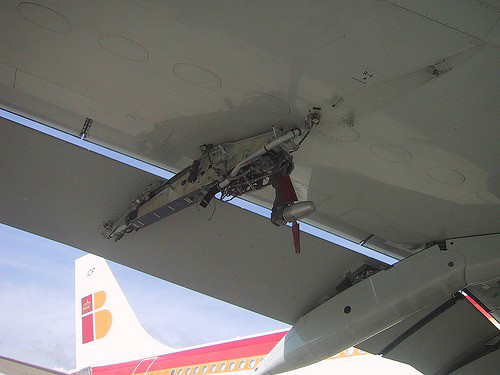 Flaptrack Fairing - (Flugzeug, Luftfahrt)