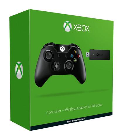 Xbox One Controller mit Wireless-Stick - (Computer, PC, Games)