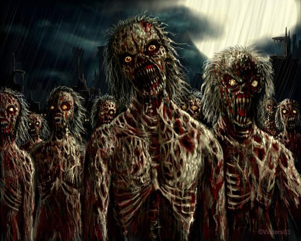 wann ist die zombie apokalypse