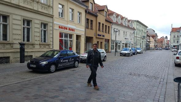 Stendal Breite Straße - (Lederjacke, Lederjeans)