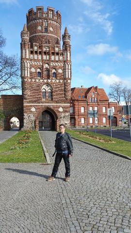 Stendal Ünglinger Tor - (Lederjacke, Lederjeans)
