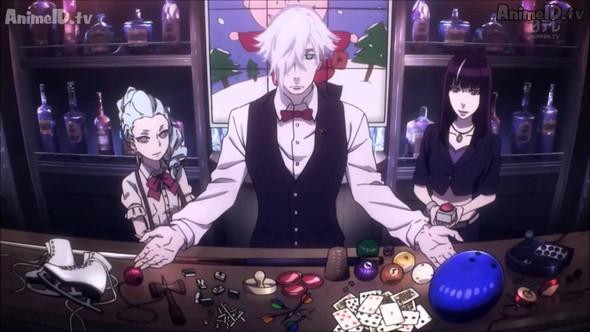 Death Parade - (Anime, Serie)