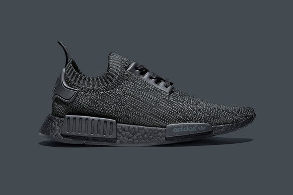 "The Ultra-Rare NMD_R1 PK ""Pitch Black"" - (adidas, Nmd)"
