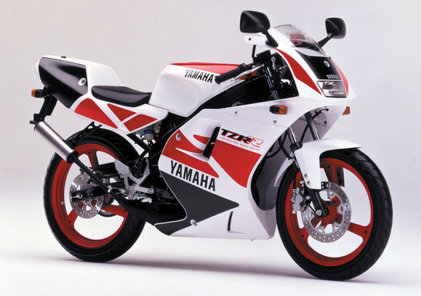 Yamaha Tzr 50 Enduro Welche Motorrad Moped Ccm