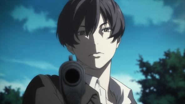 Hier siehst du Avilio - (Anime, Polizei, Manga)