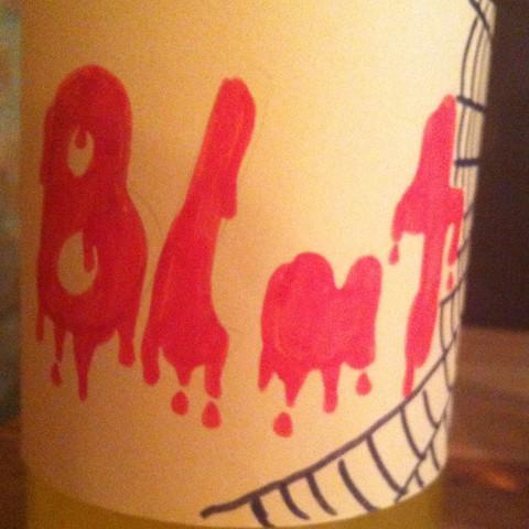 Das unsere etiketen  - (Deko, Haloween)