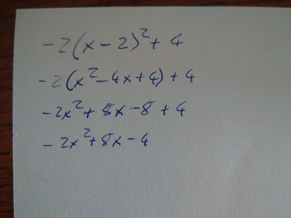 - (Mathe, Mathematik, Quadratische Funktionen)
