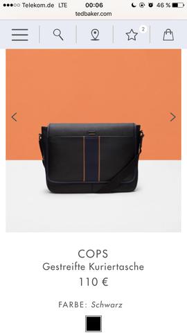 Nicht die richtige Farbe  - (Tasche, Marken, Leder)