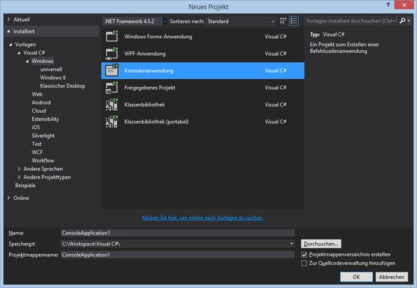 - (Microsoft, Visual Studio, WIN32)
