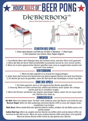 Beer Pong Regeln Pdf