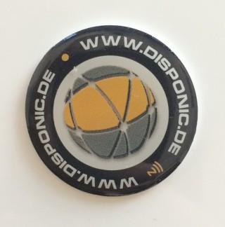 DISPONIC NFC- Chip - (Sicherheit, Security, Dienstplanung)