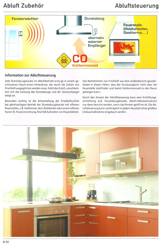Abluftsteuerung - (Haushalt, Fensterkonraktschalter )