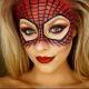 Spiderman-make-up