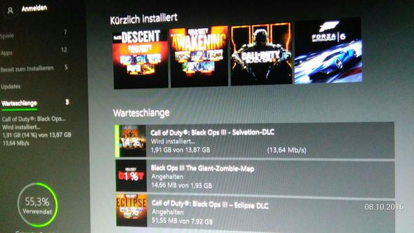 Der download auf der xbox - (PC, Internet, Download)