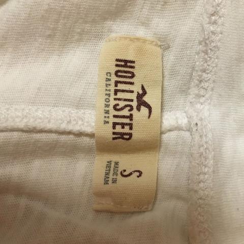 Etikett  - (Fake, Hollister)