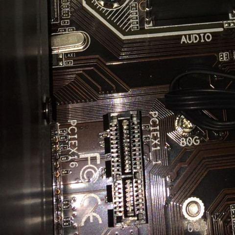 1 kleinerer Slot - (Computer, PC, Technik)