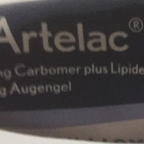 Artelac  - (augentropfen, brennende-augen)