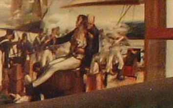 im Marinemuseum - (Geschichte, Kunst, Gemälde)