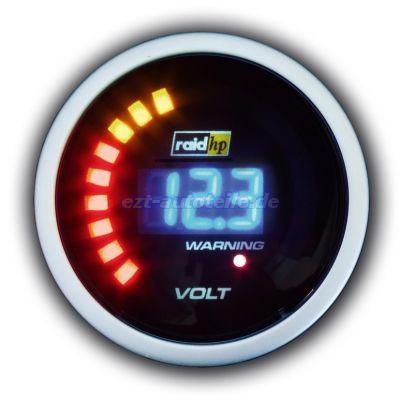 Voltmeter - (Elektronik, Elektrotechnik, Modellbau)