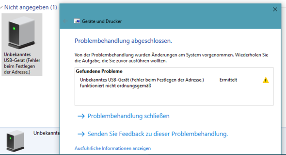 - (PC, Fehlermeldung, Windows 10)