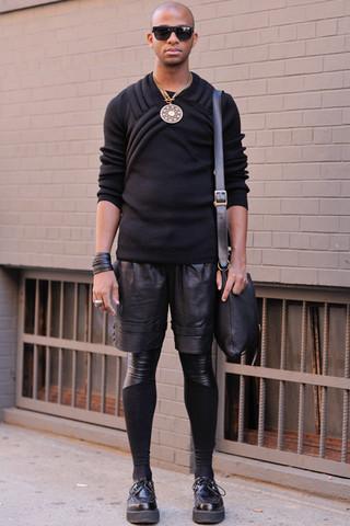 Ich trage gerne leggings bin ich der einzigste oder gibt es noch andere m nner die leggings trage - Leggings kombinieren ...