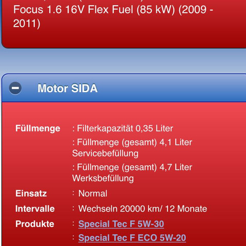 Hier das richtige Öl von Liqui Moly - (Auto, KFZ, Öl)