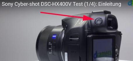 Sony - (Einstellungen, Bridgekamera, autofokus)