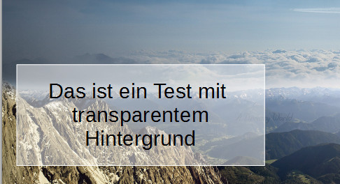 Transparenz - (Präsentation, Office, Powerpoint)