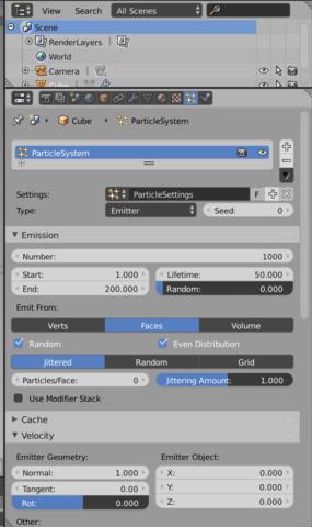 Particlesystem - (Computer, PC, Programm)