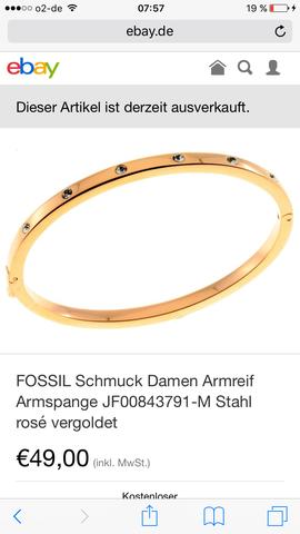 Fossil - (Schmuck, Armband)