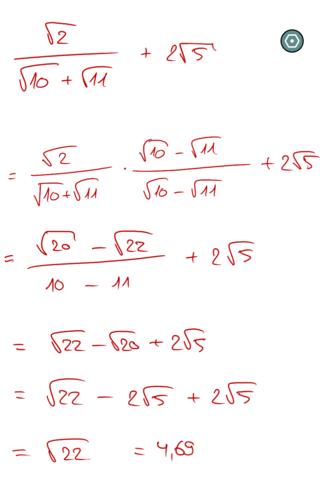 Lösung - (Schule, Mathe, Mathematik)