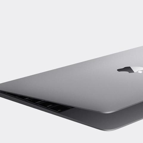 - (Apple, Macbook)