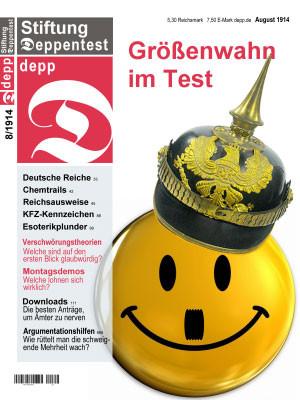 Depp - (Referat, recherche, Reichsbürger)