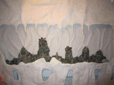 die wasserwand - (Technik, Zimmerbrunnen, Wasserwand)