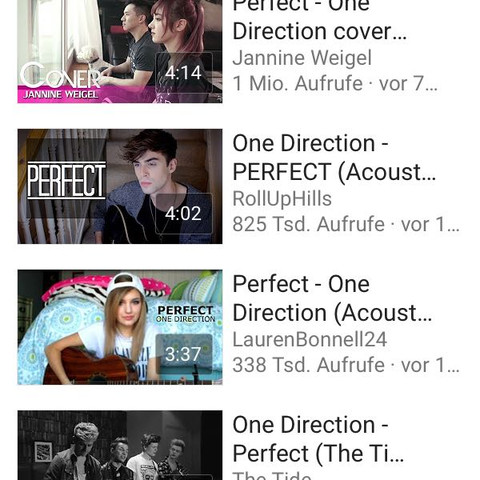 2 Bild  - (Gitarre, Cover, One Direction)