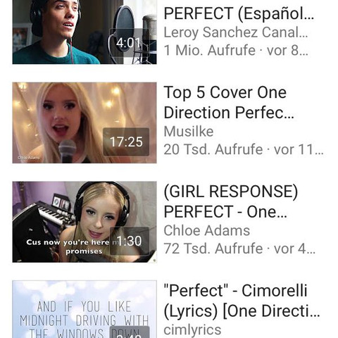 3 Bild  - (Gitarre, Cover, One Direction)