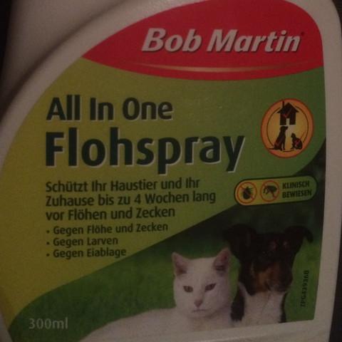 Spray gegen Flöhe etc. - (Hund, Welpen, Flöhe)