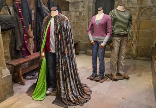 Harry Potter Und Der Tarnumhang Film Animation Bluescreen