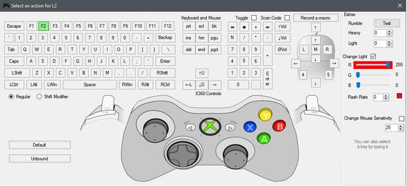 Key Mapping (Einfach das anklkicken was der knopf machen soll) - (PS4, Xbox, Skyrim)